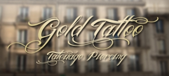 Gold Tattoo Paris, Tatoueur et Perceur en France